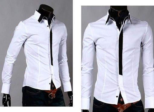 рубашка под шорты мужчины