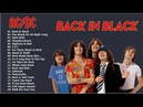ACDC - Back In Black - ACDC Greatest Hits Full Album 2018 - Bets Of ACDC 2018