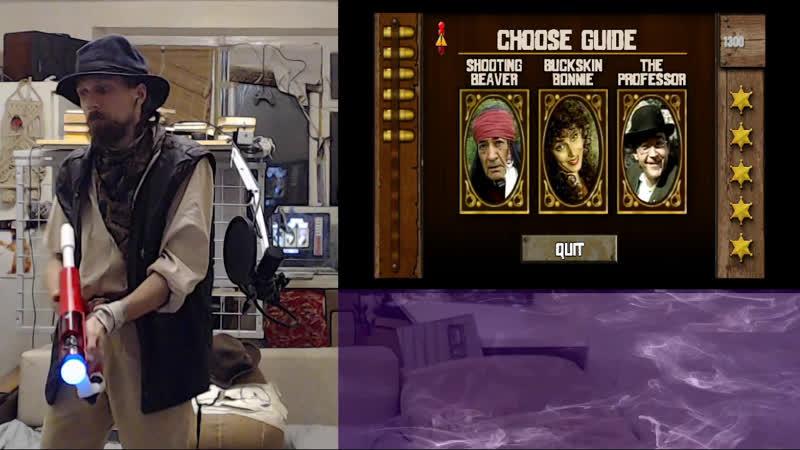 В ожидании сиквела. Знакомство с предками Red Dead Redemption - part )2). - Mad Dog McCree: Gunslinger Pack