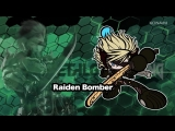 Super Bomberman R Presents! David Hayter as Naked and Solid Snake!