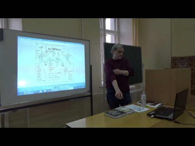 Сергей Бирюков — Визуальное и звучарное в русской авангардной поэзии