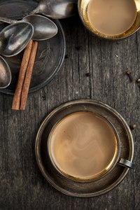 Музыки и горячего кофе… осень