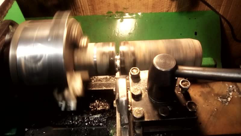 Резец 55 мм кругляк