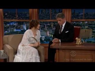 Vera Farmiga full interview HD [24th Feb 2014] - Craig Ferguson and the ladies