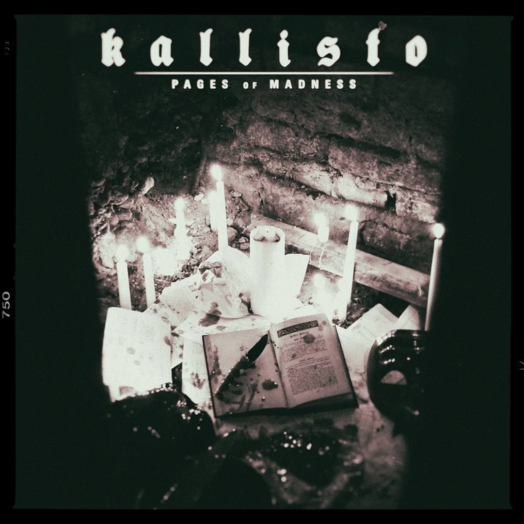 Kallisto - Pages Of Madness (EP) (2016)