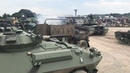 Tankfest 2018 M103 M60 Chieftain Ikv 91 line up for arena show