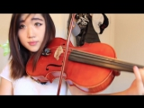 xclassicalcatxTokyo Ghoul OP_ Unravel _ viola cover _ ft. dj-Jo