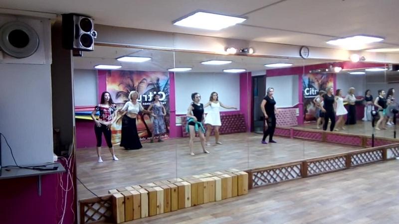 Восточные танцы Цитрус