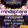 Padma Party 4: Mindsphere, Zirrex, Psy-H Project