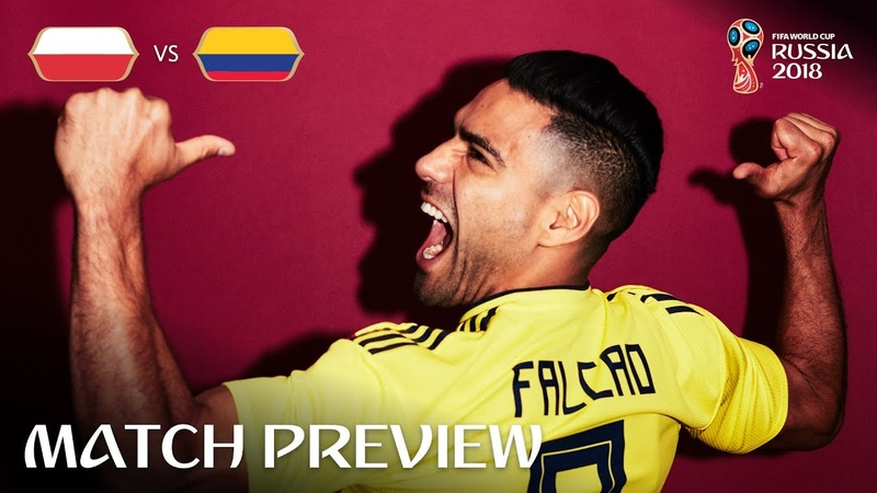 Radamel Falcao (Colombia) - Match 30 Preview - 2018 FIFA World Cup™