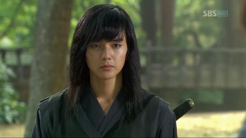 (Сокращенная версия) Воин Пэк Тон Су 18 серия