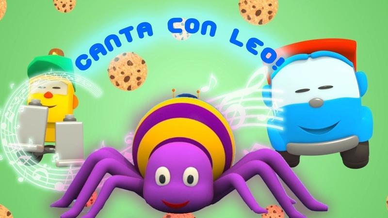 Canta con Leo il camion curioso   Canzoni per bambini