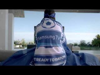Samsung TV - Get Ready To Watch - Ana Ivanovic (English)