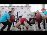 Кубок Сталинградской битвы 2013 Александр Константинов 300 кг