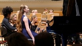 Mendelssohns - Piano Concerto No. 1 in G minor, Part 3, Maria Eydman (13 y.o)