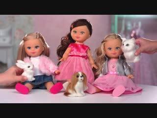 ТМ Marry Poppins куклы, пупсы, аксессуары)