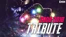 Avengers Infinity War MCU Tribute 2008-2018