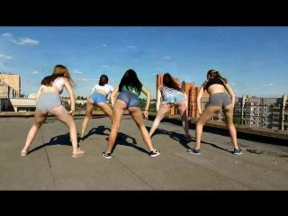 Пошлый Омут dance twerk (Denzel Curry, Ekali- Babylon skrillex remix)