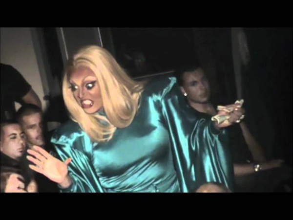 Mayhem Miller Drama @ Mickys Showgirls!