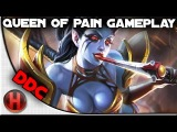 DDC Queen of Pain | Dota 2 Gameplay