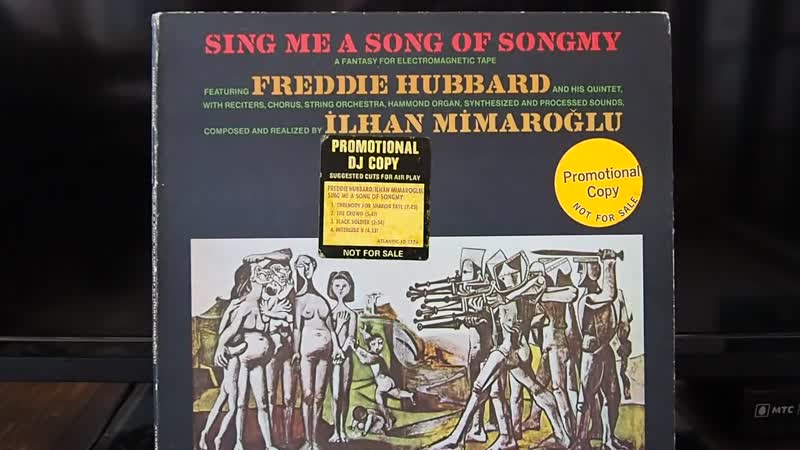 Что Это Было? / Freddie Hubbard - Sing Me A Song Of Songmy