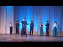 Танец Казачья лезгинка часть 2