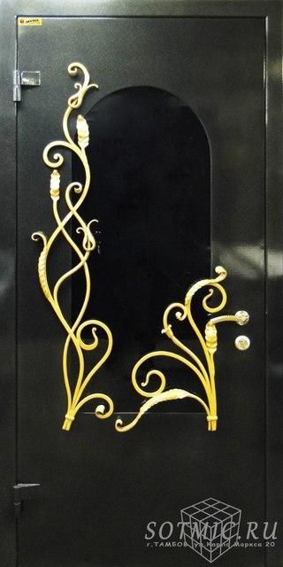 металлическая тамбурная дверь подольск