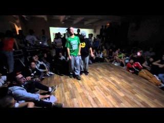 ChuChuly & Babicheva vs Dasha & Alya 1/2 HIP-HOP ORIGINAL FLAVOUR 4