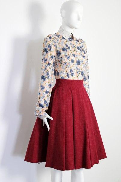 Купить юбку клеш с доставкой