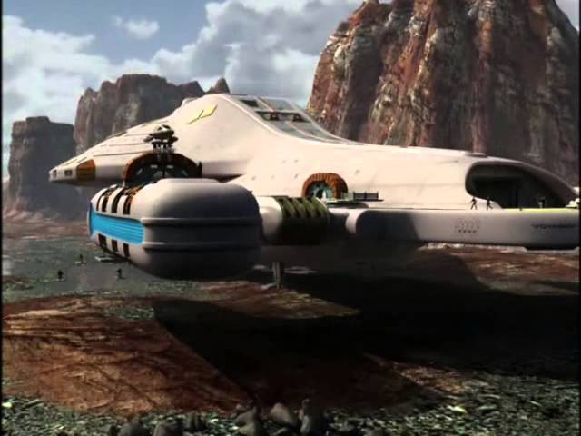 Star Trek Voyager - Hans Zimmer-Requiem for a dream