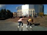Salsa / Kirill Lukin and Tatiana Oleskiv / ZOOM ZOOM Dance / Izhevsk