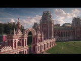 Best of beautiful CLASSIC Moscow Aerial drone- Part 2 of 7- Историческая, классическая Москва сверху