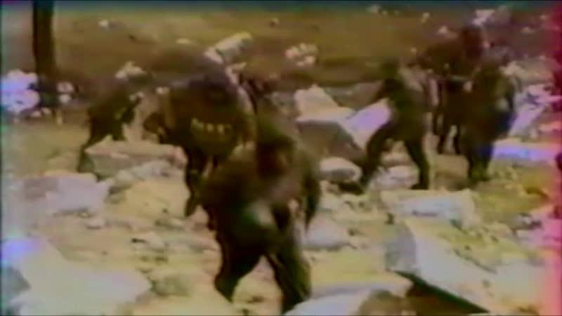 Афганистан 1989 Вывод Документальные съемки 1