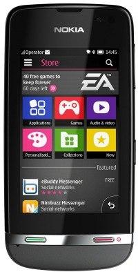 Nokia asha 311, 309, 308, 306, 305   вконтакте.