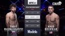 UFC223. Magomedsharipov vs Bochniak