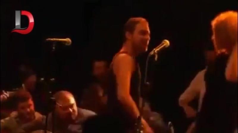 اغنية جزائرية تصنع الحدث في حفل موسيقي بالسويد 360P mp4