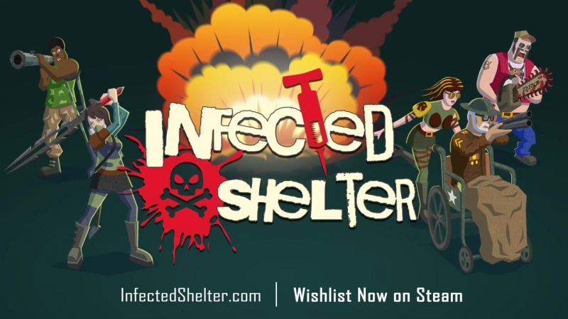 Infected Shelter - Трейлер