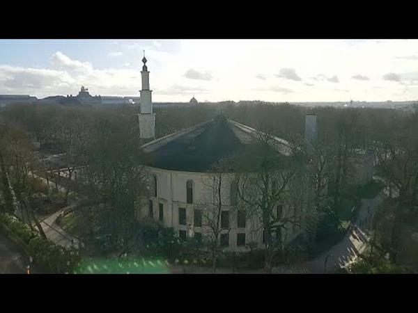 Saudi Arabia hands back Belgian mosque