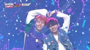Show Champion EP.274 WOO JIN YOUNG , KIM HYUN SOO - Falling in love