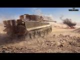 Flaming_FartsВзвод с корефаном после долгого отдыха World of Tanks.