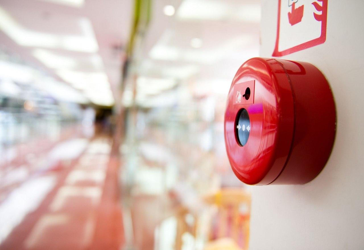 Пожарную сигнализацию в ТРЦ «Зимняя вишня» устанавливала томская компания