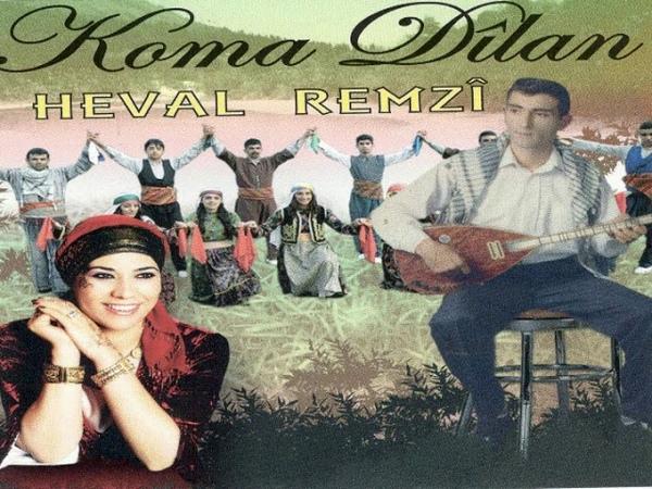 Koma Dilan - Kürtçe Hareketli Yaz Şarkıları Kurdısh Musıc