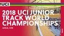 2018 UCI Junior Track World Championships Aigle CHE