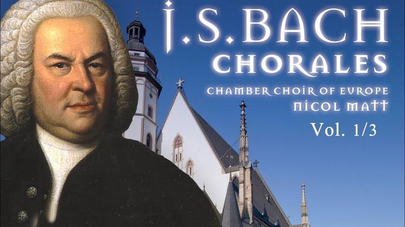J.S. Bach Chorales, Vol.1