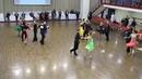 Ча ча ча 1 Взрослые Молодежь D класс 16 12 2018 Рейтинг турнир Санкт Петербурга 8 тур