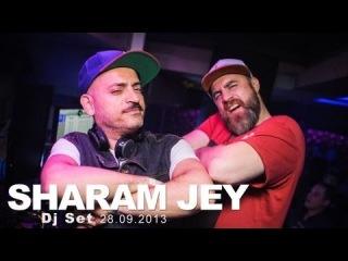 Sharam Jey Dj Set 28.09.2013, PT.BAR