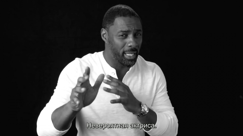 Idris Elba Opens Up About His Crush on Jennifer Lawrence, Wonder Woman, and Halle Berry _ W Magazine