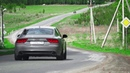 Audi A7 V6 3.0 TFSI valve exhaust and APR stage2 ULTRACHARGER 500 hp