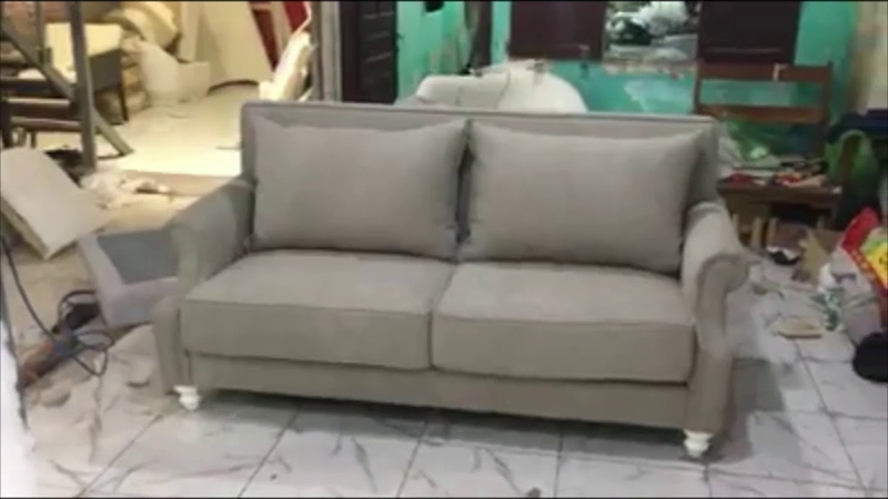 Ghế Sofa Tân cổ điển giá rẻ tại Nội thất Đăng Khoa