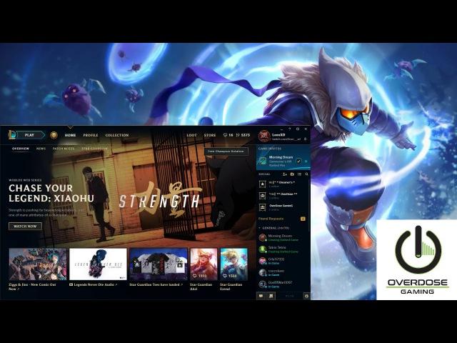 League of Legends - Flex rank LeonXD, Morning Dream, Sarrivan